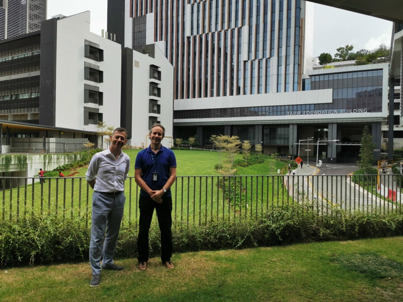 Department Seminar Gerrit Borchard 2019 (Singapore)